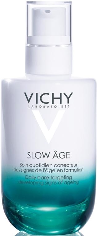 Ежедневный флюид для кожи лица против признаков старения - Vichy Slow Age Daily Care Fluid SPF 25