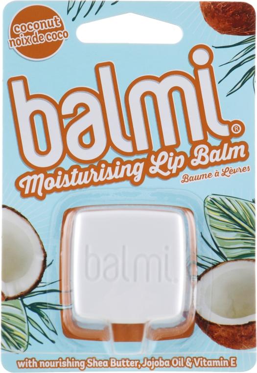 Бальзам для губ - I Love… Balmi Cube Coconut Lip Balm