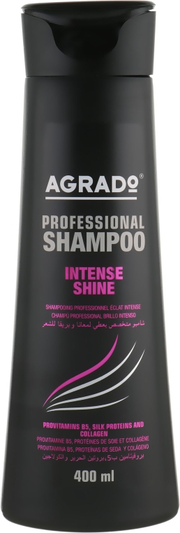"""Шампунь """"Интенсивный блеск"""" - Agrado Intense Glos Shampoo"""