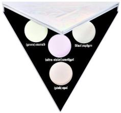 Духи, Парфюмерия, косметика Палетка теней - Kat Von D Alchemist Holographic Palette
