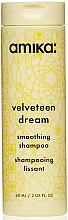 Духи, Парфюмерия, косметика Разглаживающий шампунь для волос - Amika Velveteen Dream Shampoo