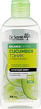 Духи, Парфюмерия, косметика Антибактериальный тоник - Dr. Sante Cucumber Balance Control