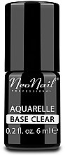 Духи, Парфюмерия, косметика База прозрачная для гель-лака - NeoNail Professional Aquarelle Base Clear