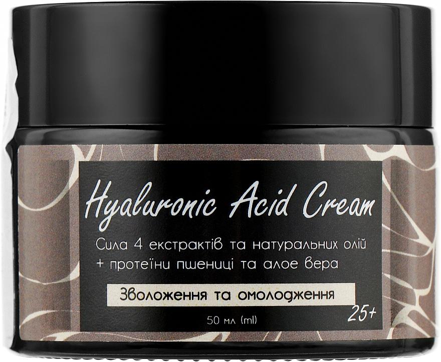 """Крем для лица с гиалуроновой кислотой """"Увлажнение и омоложение"""" - Tobi Hyaluronic Acid Cream"""