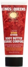 "Духи, Парфюмерия, косметика Крем для тела ""Каспар"" - Kings & Queens Body Butter Caspar Myrrhe"