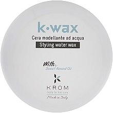 Духи, Парфюмерия, косметика Моделирующий воск на водной основе - Krom Wax Finish K Wax