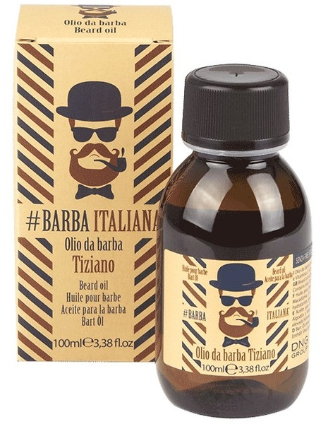 Масло для бороды - Barba Italiana Tiziano Beard Oil