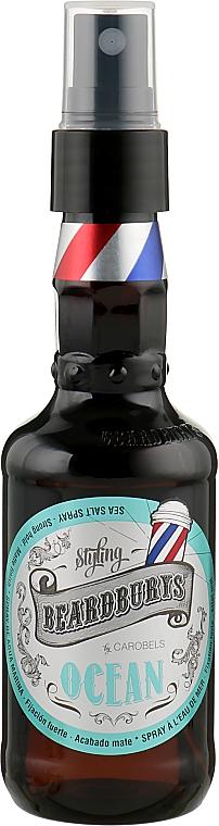 Спрей с морской солью с матовым эффектом - Beardburys Ocean Spray