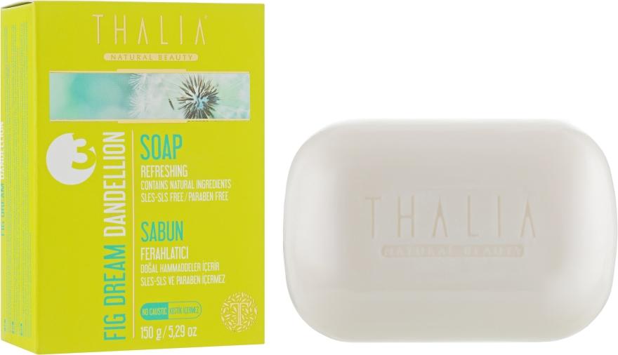 """Натуральное мыло """"Корень одуванчика"""" - Thalia Dandellion"""