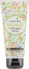Духи, Парфюмерия, косметика Крем для рук с ароматом яблока и ванили - Careline Spring Blossom Vanilla Apple Hand Cream