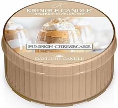 Духи, Парфюмерия, косметика Ароматическая свеча - Kringle Candle Pumpkin Cheescake