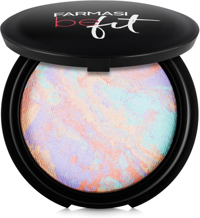 Корректирующая пудра - Farmasi Make Up Be Fit Color Correcting Powder
