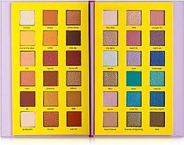 Духи, Парфюмерия, косметика Палетка теней для век - Tarte Cosmetics Goals Eyeshadow Palette