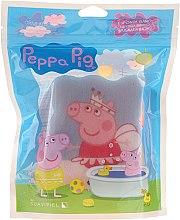 """Духи, Парфюмерия, косметика Мочалка банная детская """"Свинка Пеппа"""", Peppa - Suavipiel Peppa Pig Bath Sponge"""