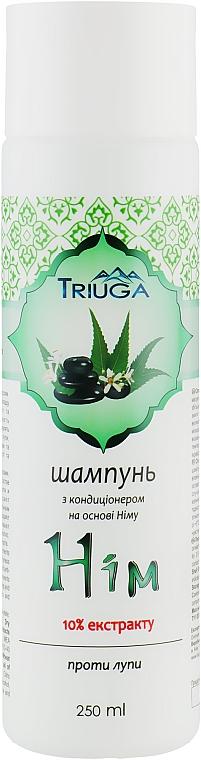 Шампунь с кондиционером на основе экстракта Нима - Triuga