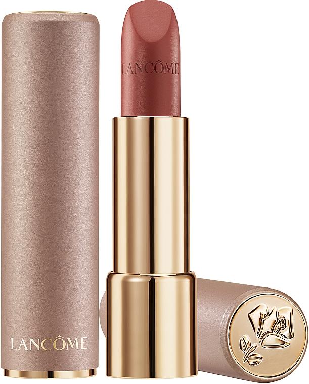 Помада для губ с матовым финишем - Lancome L'Absolu Rouge Intimatte Lipstick