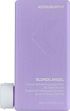 Духи, Парфюмерия, косметика Тонирующий бальзам-уход для усиления оттенка светлых волос - Kevin.Murphy Blonde.Angel Hair Treatment