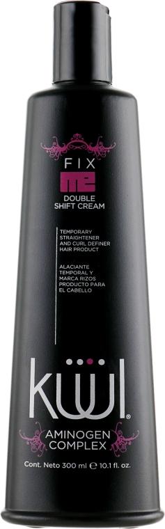 Лосьон для укладки волос - Kuul Fix Me Double Shift Cream