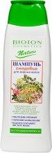 Духи, Парфюмерия, косметика Шампунь для жирных волос - Bioton Cosmetics Nature Shampoo