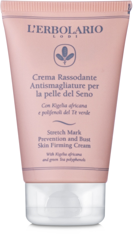 Укрепляющий крем от растяжек кожи груди - L'Erbolario Crema Rassodante Antismagliature Per La Pelle Del Seno