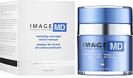 Духи, Парфюмерия, косметика Ночная маска с ретинолом - Image Skincare MD Restoring Overnight Retinol Masque