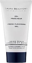 Духи, Парфюмерия, косметика Очищающий гель - Laura Beaumont Fresh Cleansing Gel