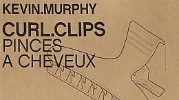 Духи, Парфюмерия, косметика Зажимы-крабы для волос - Kevin.Murphy Curl.Clips