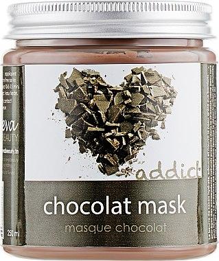 """Маска-обертывание для тела увлажняющая """"Шоколад"""" - Eva Beauty Chocolat Mask"""