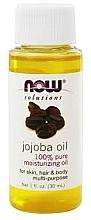 Духи, Парфюмерия, косметика Масло жожоба - Now Foods Solutions Jojoba Oil