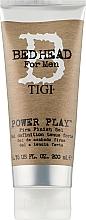 Духи, Парфюмерия, косметика Гель для волос сильной фиксации - Tigi B For Men Power Play Finish Gel