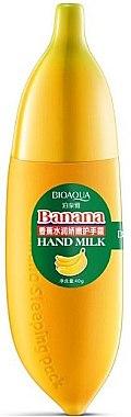 "Крем-молочко для рук ""Банан"" - Bioaqua Fruit Banana Hand Cream"