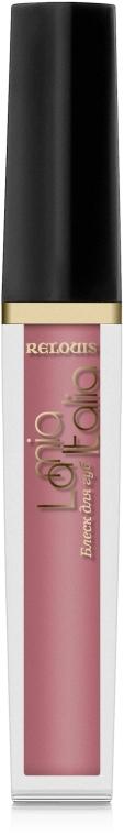 Блеск для губ с маслом карите - Relouis La Mia Italia (тестер без коробки)