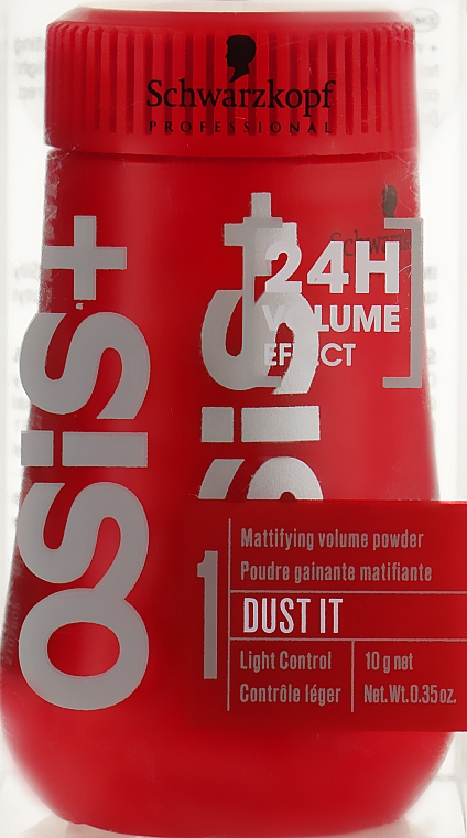 Пудра для волос - Schwarzkopf Professional Osis+ Dust It Mattifying Powder