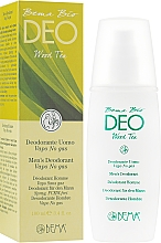 Духи, Парфюмерия, косметика Дезодорант-спрей для мужчин - Bema Cosmetici Bio Deo Man's Deodorant Wood Tea