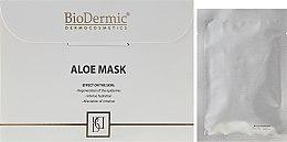 Духи, Парфюмерия, косметика Маска для лица с алоэ - BioDermic Aloe Mask