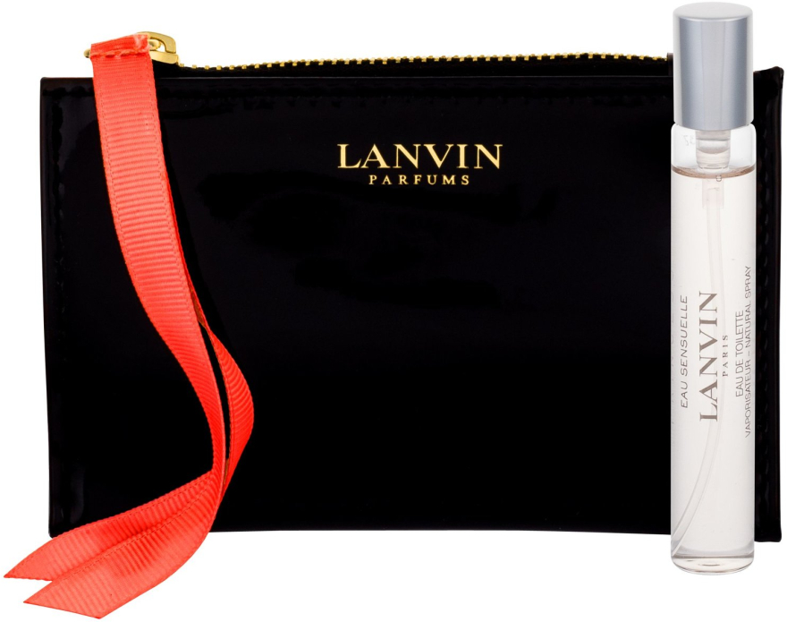 Lanvin Modern Princess Eau Sensuelle - Набор (edt/7.5 ml + bag)