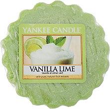 Духи, Парфюмерия, косметика Ароматический воск - Yankee Candle Vanilla Lime Wax Melts