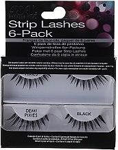 Духи, Парфюмерия, косметика Накладные ресницы - Ardell Strip Lashes 6-Pack