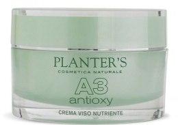 Духи, Парфюмерия, косметика Питательный крем для очень сухой кожи с антиоксидантным комплексом - Planter's A3 Antioxy Nourishing Face Cream