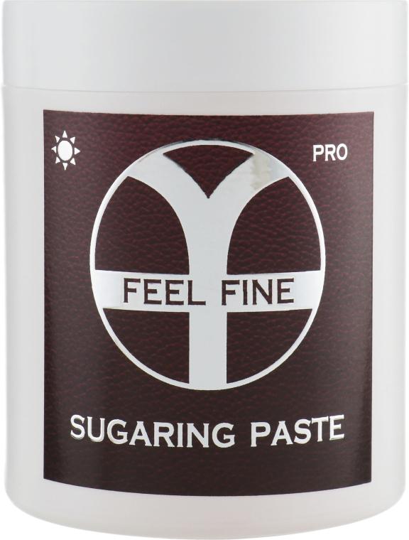 "Паста для шугаринга ""Солнышко"" - Feel Fine Pro Sugaring Paste Hard"