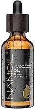 Духи, Парфюмерия, косметика Масло авокадо - Nanoil Body Face and Hair Avocado Oil