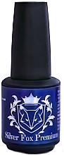 Духи, Парфюмерия, косметика Финиш каучуковый для гель-лака - Silver Fox Premium Finish Rubber