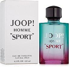 Духи, Парфюмерия, косметика Joop! Joop! Homme Sport - Туалетная вода (тестер с крышечкой)