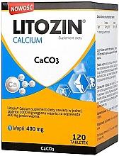 Духи, Парфюмерия, косметика Пищевая добавка для здоровья суставов и костей - Orkla Litozin Calcium + D3