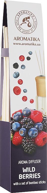 """Аромадиффузор """"Лесные ягоды"""" - Aromatika Aroma Diffuser Wild Berries"""