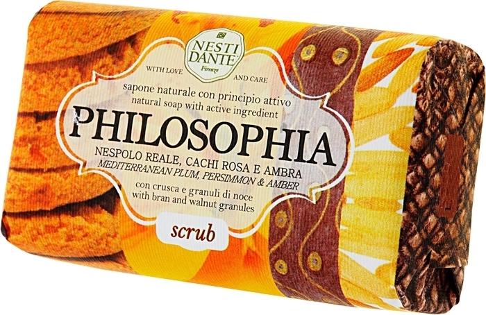 "Мыло ""Скраб"" - Nesti Dante Philsophia Scrub Soap"
