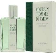 Духи, Парфюмерия, косметика Caron Pour Un Homme de Caron - Туалетная вода