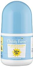 Духи, Парфюмерия, косметика Шариковый лосьон для загара - Childs Farm Roll On Sun Lotion SPF 50+