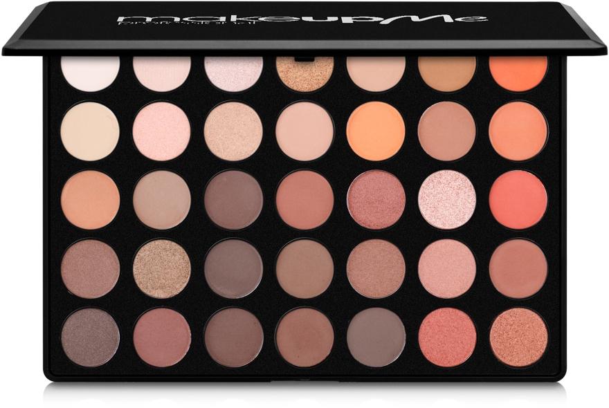 Профессиональная палитра теней на 35 цветов, P35 - Make Up Me