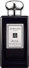 Духи, Парфюмерия, косметика Jo Malone Orris & Sandalwood Cologne Intense - Одеколон (тестер без крышечки)